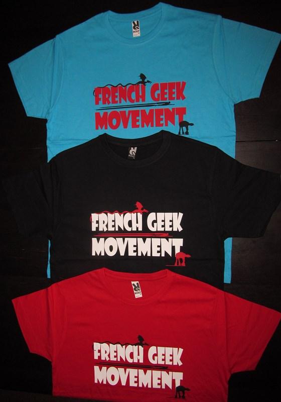 tee-shirt FGM 1