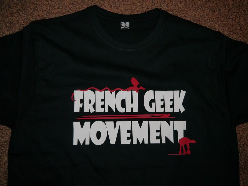 tee-shirt FGM 3