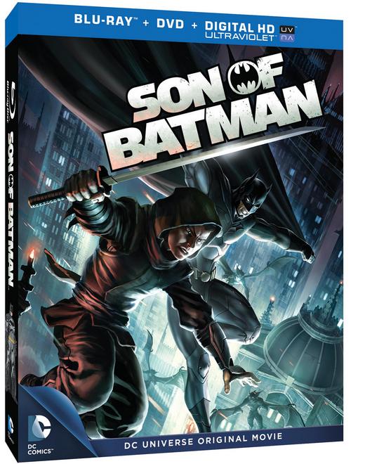 son of batman blu-ray