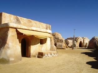 tunisie Star Wars