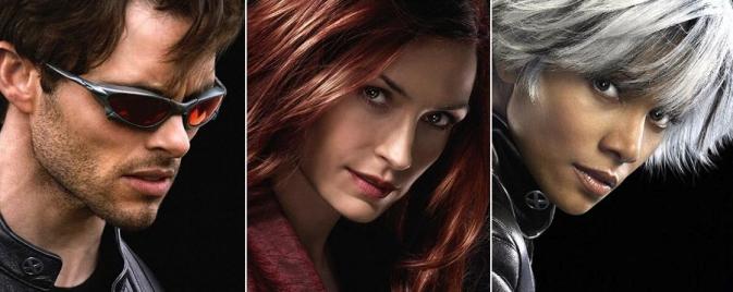 Les anciens acteurs X-Men